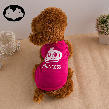 Girl Dog Clothes for Medium Small Dogs Pink Chihuahua Dog Clothes Pug Pet Product Warm Clothes for Dogs Pitbull image