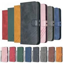 Flip Case For Huawei Y7 2019 Case Y5 Y5 Lite Y6 Y7 2018 Y9 Prime 2019 Y5P Y6P Y7P Y8 2020 Magnetic Leather Phone Wallet Cover