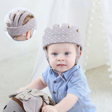 Baby Safety Helmet Kids Safety Learn To Walk 1PCS Panama Chi