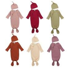 Комплект из 2 предметов мягкие детские пеленать ребенка муслин