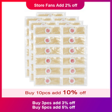 36Pcs/Box Foot Corn Removal Plaster with Hole Warts Thorn Patch Feet Callus Remove Soften Skin Cutin Sticker Cure Toe Protector