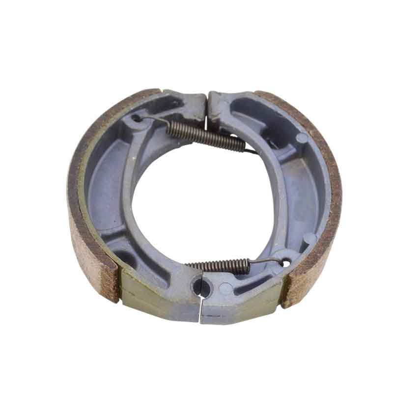 Motorcycle Front Rear Brake Drum Shoes Sets for HONDA XR190 <font><b>XR</b></font> <font><b>200</b></font> R XR200 <font><b>XR</b></font> 250 R XR250 image