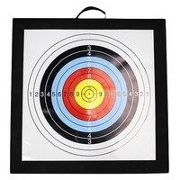 هدف الرماية في الهواء الطلق القوس والسهام إيفا الهدف 50X50X6 سنتيمتر|القوس والسهم|الرياضة والترفيه -