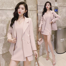 2 piece outfits for women new style temperament OL suit dress two-piece office lady small suit jacket skirt two-piece female two piece outfits