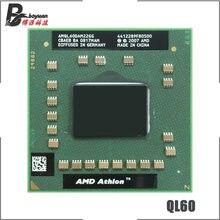 AMD Athlon 64X2 QL-60 QL 60 QL60 1.9 GHz double-coeur double-fil processeur d'unité centrale AMQL60DAM22GG Socket S1