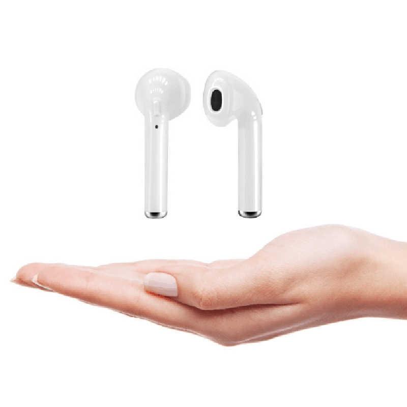 I7mini Tws Bluetooth 5.0 Koptelefoon Draadloze Stereo Oordopjes Headset Voor Iphone Ios Android Pk I9s I7s I12 I10 I11 I20 + Opladen Doos