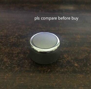 1pc para toyota camry 6th 7th dvd navegação botão de áudio interruptor