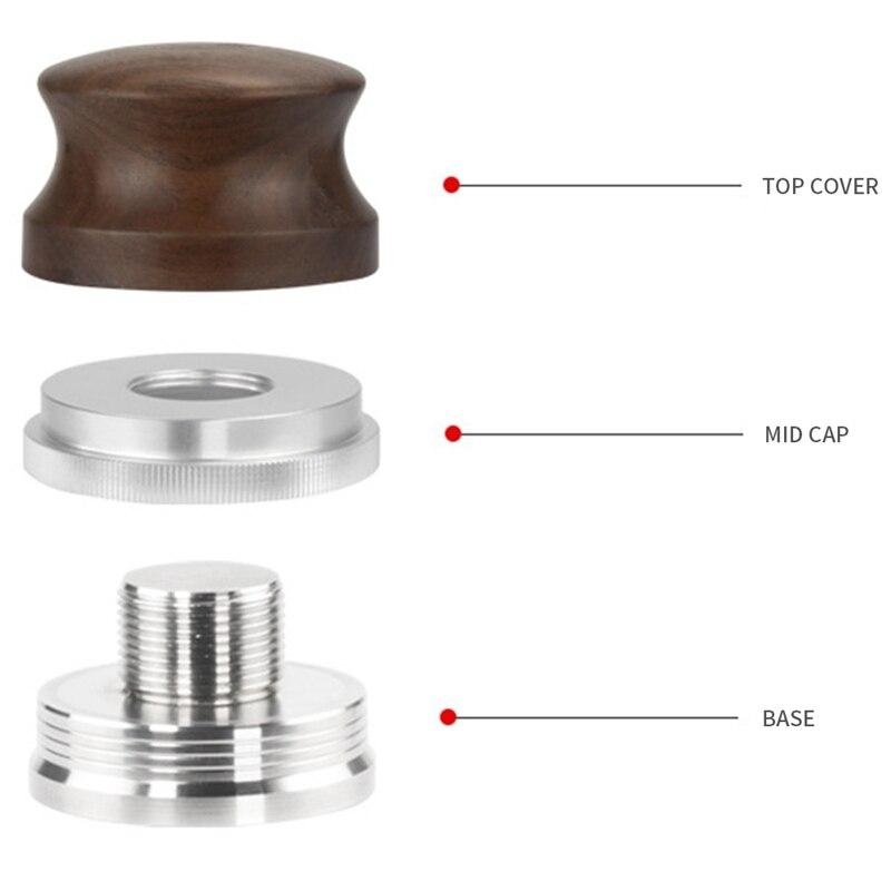 58mm café distribuidor ferramenta de nivelador cozinha