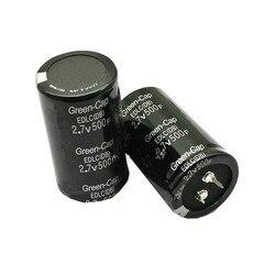 2.7V500F Super Farad kondensator 2.7v500f 35*60 kondensator samochodowy 2.5V500F Części do urządzeń do pielęgnacji osobistej AGD -