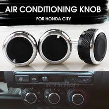 3 шт/компл для honda city fit автомобильная ручка Кондиционера