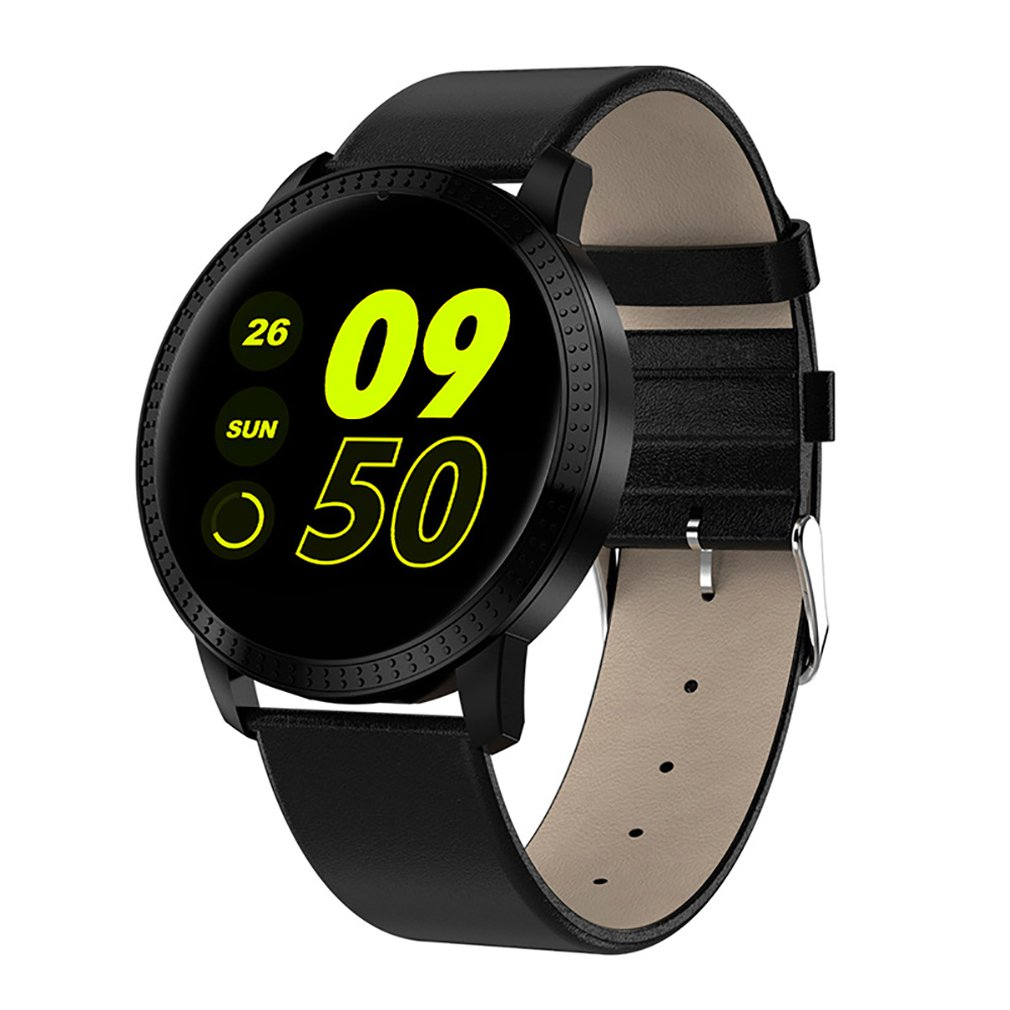 Watch Monitor Smart-Bracelet Col-Screen Blood-Pressure-Heart-Rate Huawei Xiaomi Waterproof