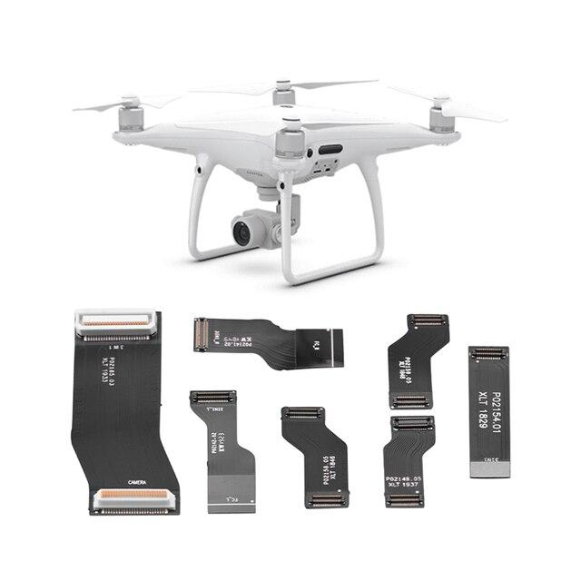 Kabel płaski zestaw kabli Flex dla DJI Phantom 4 Pro Drone części naprawa drutu części zamienne dla DJI Phantom 4 Pro Drone akcesoria do dronów