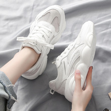 Women's 2019 spring new sports shoes net red new women's