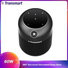 Tronsmart Element T6 Max 60W bezprzewodowy wodoodporny głośnik Bluetooth z 360 dźwięk radia głęboki bas IPX5 NFC kolumna kina domowego