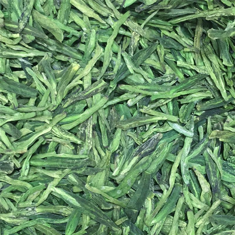 2019 3A Chinese LongJing Green Tea Fresh Natural Long Jing Tea China Green Food For Health Care Lose Weight