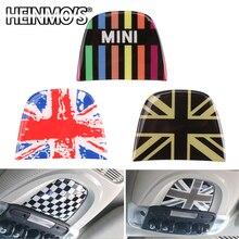 Автомобильные украшения, стильные аксессуары для Mini Cooper Clubman Countryman F54 F55 F56 F60, светильник для чтения на крыше автомобиля