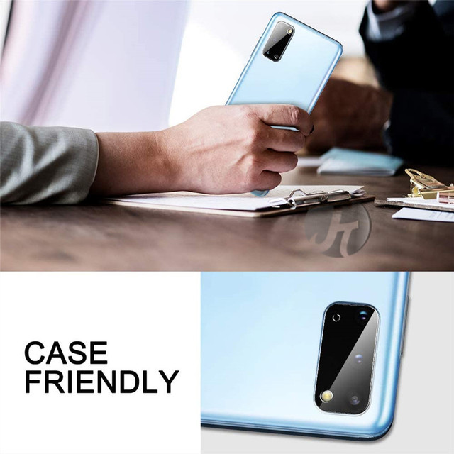 Film For Samsung Galaxy S20 Ultra 20 FE 21 S 10 8 9 Note 10 20 Lens Film Camera Screen Protector For M50 M40 20 Tempered Glass 5