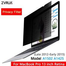 Protective-Film Screens Macbook for 307mm--201mm Retina-Model A1425 Retina-Model