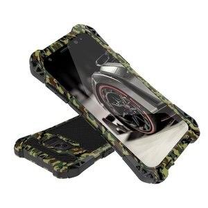 Image 4 - R JUST étui pour Samsung 10 Plus S9 S8 S7 bord étui armure roi aluminium fibre de carbone antichoc couverture pour Galaxy Note 8 9 10Coque