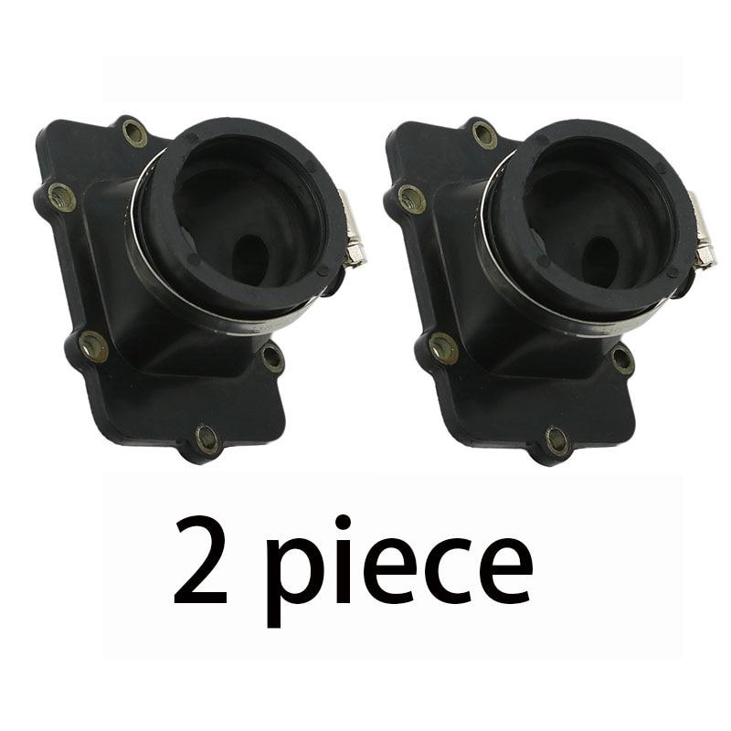 Комплект из 2 частей, сапоги для карбюратора с фланцем, OEM 420867882 420867880, замена для лыжных камер DOO MXZ LEGEND TOURNG 500 600