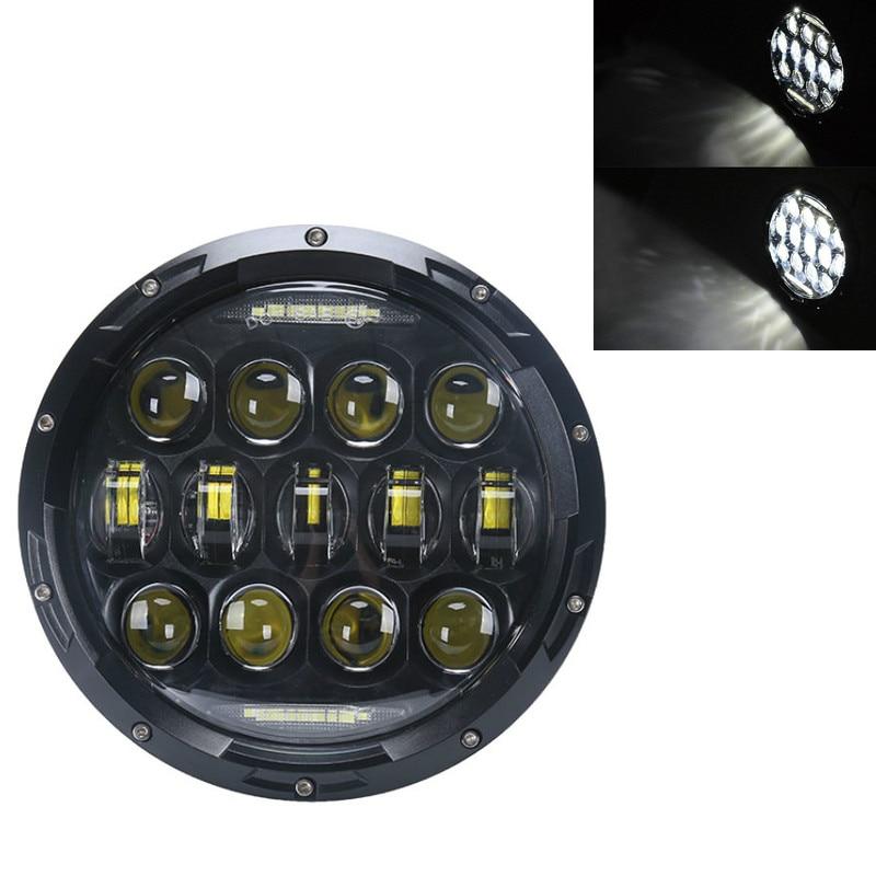 7inch LED Headlight (13)200K