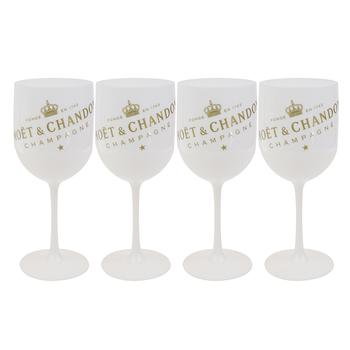 Wino impreza na biało szampan Coupes koktajl szklane kieliszki do szampana kieliszek do wina kielich poszycie plastikowe kufel do piwa kubki whisky tanie i dobre opinie CN (pochodzenie) Szkło Ekologiczne Na stanie YMMHG004