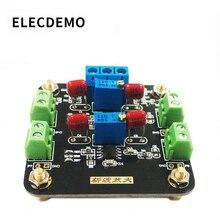 Moduł TLC2652 wzmocnienie słabego sygnału wzmocnienie sygnału DC funkcja wzmacniacza chopper płyta demonstracyjna