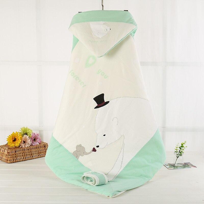 Newborn Thick Blanket Cotton Quilt 90 * 90cm