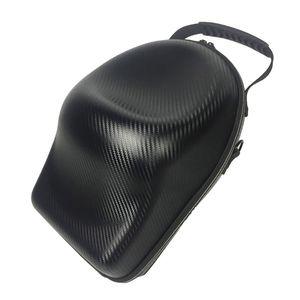 Image 3 - Pu deri omuz çantası seyahat taşıma çantası DJI gözlük FPV VR gözlük seti