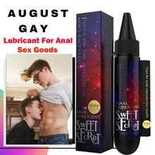 Huile de Massage pour homme, lubrifiant Anal, analgésique, pour sexe, Anti-douleur, produits intimes pour adultes, 80Ml