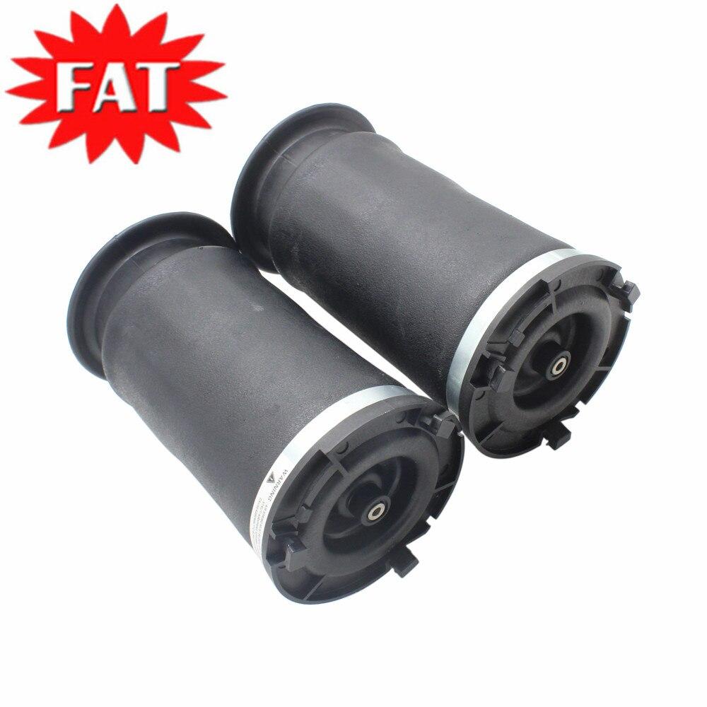 Saco traseiro da mola da suspensão do ar de 2 pcs/par para o saco pneumático 2003 da mola de ar da suspensão de hummer h2 2009-15938306