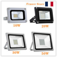 2pcs 10W 20W 30W 50W 220V LED Flood Light Floodlight Spotlight Waterproof Outdoor Lamp Coldwhite Warmwhite for Garden