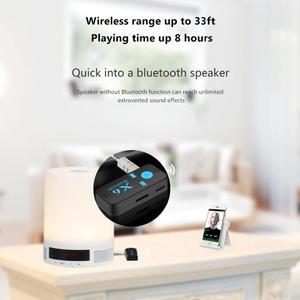 Image 3 - AUX Bluetooth Ricevitore Audio Bluetooth Ricevitore Auto Auto mini 3.5 millimetri Carta di TF Handsfre Chiamata Bluetooth Adapter Receptor Per PC Per Auto