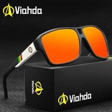 Viahda Polarized Sunglasses Men Sunglasses