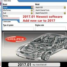 Nuevo 2017,01 keygen gratuito cd dvd Software 2017 R0 2017 R1 d/s 150e multidiag para vd d/s150e con el coche y camión