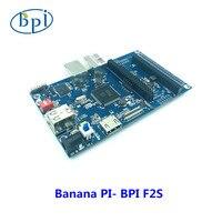 Chegam mais recentes banana pi bpi f2s placa de grau industrial  uso plus1 (sp7021) design