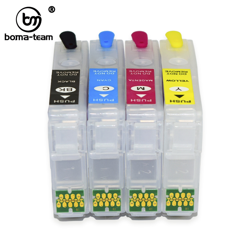 Europe 603xl Ink Cartridge For Epson Expression Home XP-4105 XP-2100 XP-2105 XP-3100 XP-3105 XP-4100   WF-2810 WF-2830 WF-2835