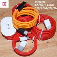 Oneplus 6A 7 pro 7 Original Warp Schnell Ladegerät kabel Dash Schnelle USB Typ-C daten kabel für Eine plus 6T 6 5T 5 Smart telefon