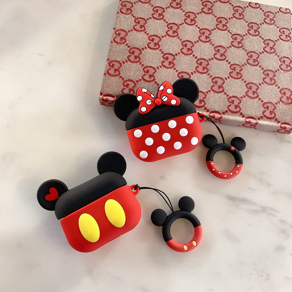 3D Cute Cartoon Cases for Airpods Pro 151