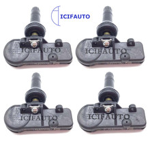 9683420380 SENSOR TPMS de sensores de presión para Citroen DS4 B75 Berlingo B9 C4 Peugeot 3008 Peugeot 308 T84 T7 433MHZ
