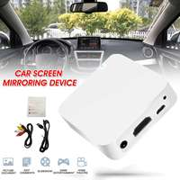 Car Auto Media DLNA Airplay schermo Mirroring dispositivo TV Stick Digital Wireless HDMI AV RCA uscita Display Video per Android / iOS