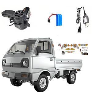 WPL D12 1/10 2.4G 2WD Truck Cr