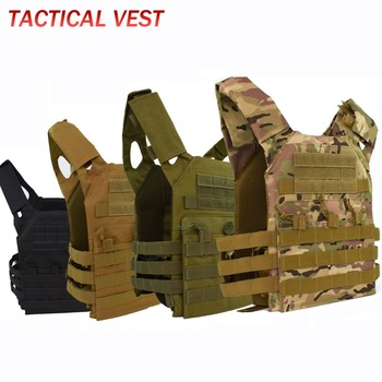 2020 Military Equipment Tactical Vest Airsoft Gear Paintball Molle Vest Outdoor Hunting Combat Protective Vest For CS Wargame protective vest for cs wargame 4 colors tactical vest military equipment airsoft hunting vest training paintball airsoft combat