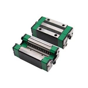 Image 2 - 4 個HGH20CA /HGW20CC HGR20 リニアガイドレールブロックマッチ使用hiwin HR20 幅 20 ミリメートルガイドcncルータ