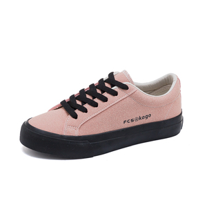 Image 5 - Womans Fashion 2020 Spring Fashion Flat Sneakers Female Color Flats Shoes Casual Low top Platform Sneakers Womens Shoes