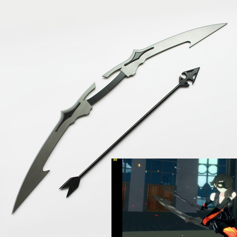 RWBY Sun WuKong Prop Weapon Cosplay Ruyi Bang and Jingu Bang Prop mp003284