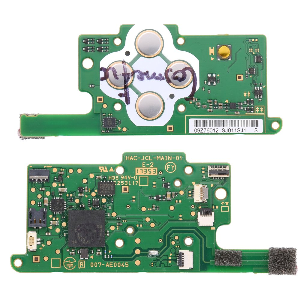 Left Motherboard PCB Module Main Board for Nintend Switch Controller for Switch NS Joy-con Game Console