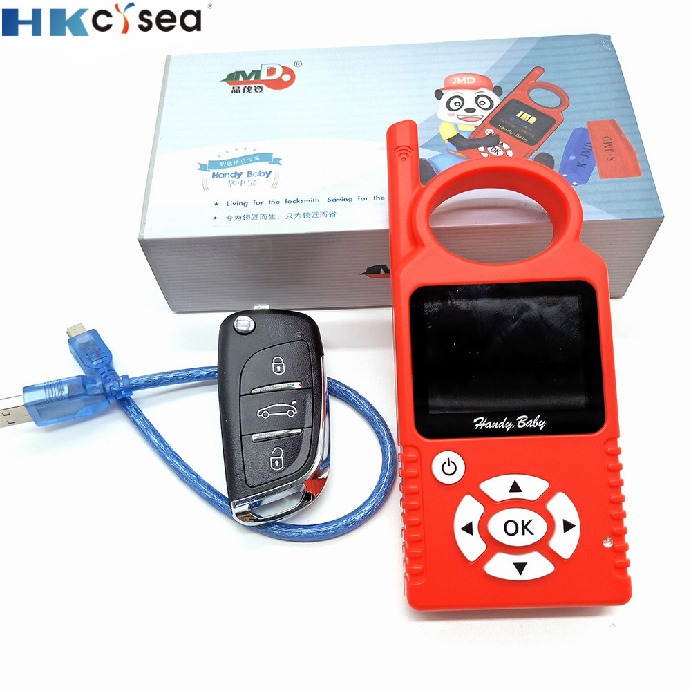 Image 2 - V9.0.5 Handy Baby Can Generate Remote Auto Key Programmer for 4D/46/48 Chips support Multi languages with 1pc JMD Super Remote-in Auto Key Programmers from Automobiles & Motorcycles
