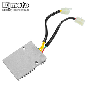 Image 4 - BJMOTO YHC114 Motorcycle Voltage Regulator Rectifier For KYMCO Xciting 250 300 500 Downtown 125 200 300 People 125 200 250 300