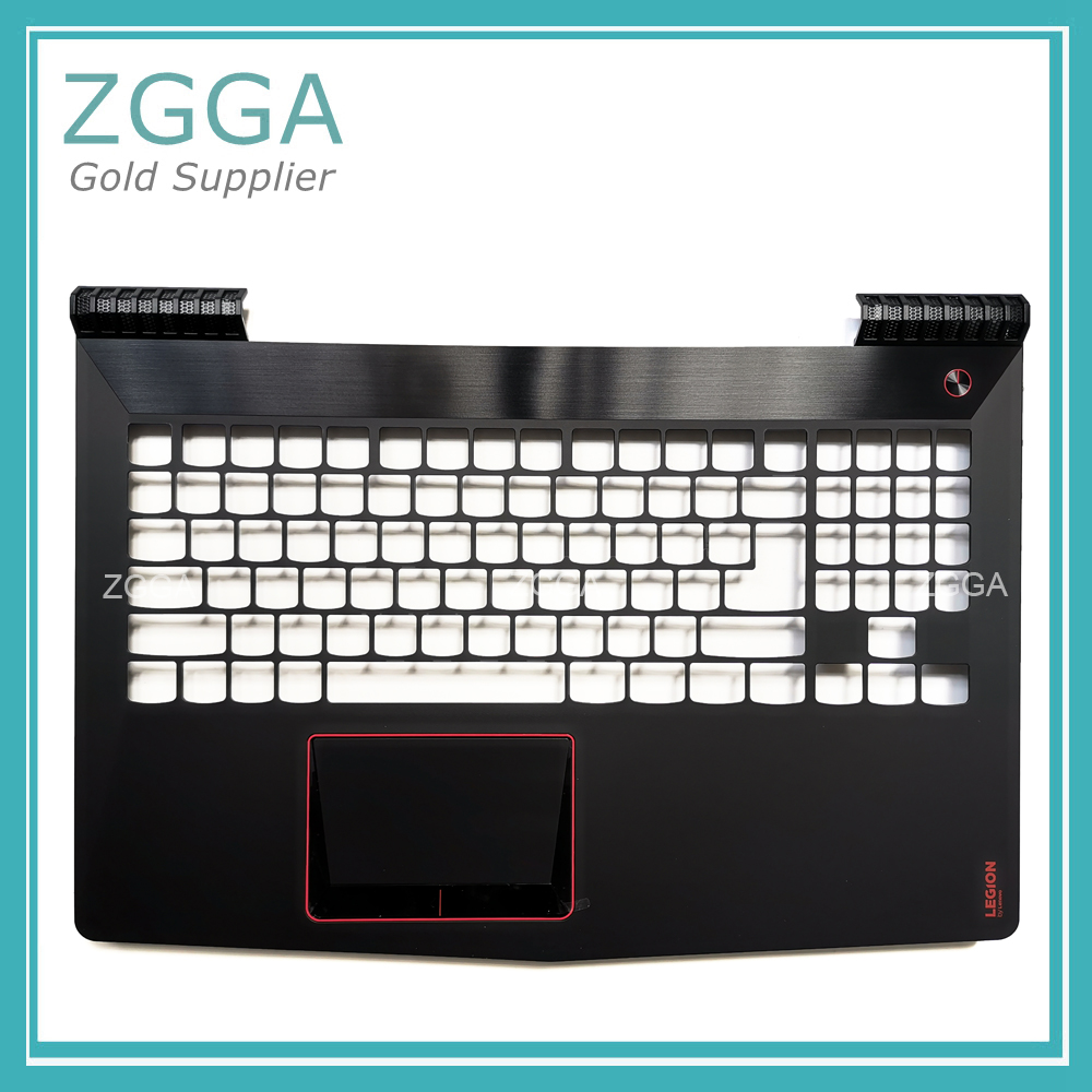 New Original Laptop Cover For <font><b>Lenovo</b></font> Legion <font><b>Y520</b></font> R720 R720-15 <font><b>Y520</b></font>-15IKB Palmrest Keyboard Bezel Upper <font><b>Case</b></font> Touchpad AP13B000300 image